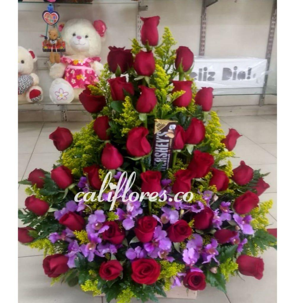 Rosas Y Orquideas Floristeria cali