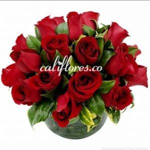 Arreglo Rosas Rojas | Se compone de Arreglo pecera rosas rojas Para mas información: Celular:(+57) 316 705 28 09