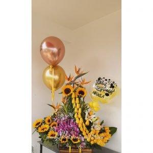 Rosas Amarillas - Somos una empresa dedicada a encontrar arreglos florales para cualquier ocasión, tenemos más de 15 años de experiencia escogiendo